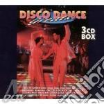 Disco dance greats (3cd) cd musicale di Artisti Vari