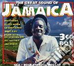 Jamaica the great sound of box 3cd cd musicale di ARTISTI VARI