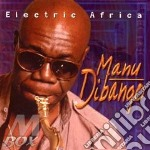 Electric africa cd musicale di Manu Dibango