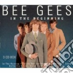 In the beginning (3cd) cd musicale di Bee Gees