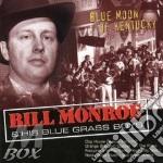 Blue moon of kentucky cd musicale di Monroe bill & his bl