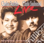 Chaba Fadela/cheb Sarhaoui - Chaba Fadela/cheb Sarhaoui-live cd musicale