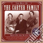 Carter Family - Keep On The Sunny Side The Best Of Vol.1 cd musicale di Family Carter