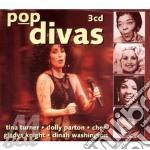 Pop divas (3cd) cd musicale di Artisti Vari