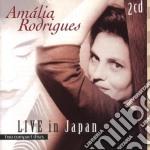 LIVE IN JAPAN 1986 cd musicale di AMALIA RODRIGUEZ