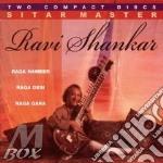 Sitar master (2cd) cd musicale di Ravi Shankar