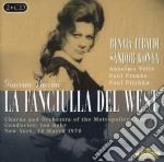La fanciulla dell'west cd musicale di Puccini