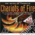 Chariots of fire (3cd) cd musicale di Space 2000