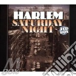 Harlem saturday night (3cd) cd musicale di Artisti Vari