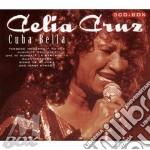 Cuba bella - cruz celia cd musicale di Celia cruz (3 cd)