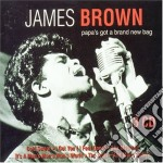 PAPA'S GOT A BRAND NEW BAG(BOX 3CD) cd musicale di BROWN JAMES
