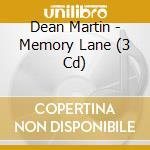 Memory lane - martin dean cd musicale