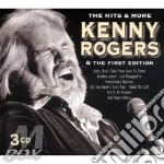 The hits & more (3cd) cd musicale di Kenny rogers & the f
