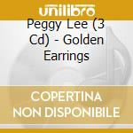 GOLDEN EARRINGS cd musicale di LEE PEGGY