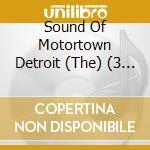 MOTORTOWN DETROIT(3CD) cd musicale di ARTISTI VARI