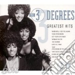 GREATEST HITS cd musicale di 3 DEGREES