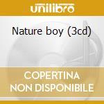 Nature boy (3cd) cd musicale di Sarah Vaughan
