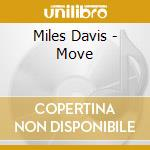 Move cd musicale