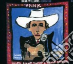 COLLECTED cd musicale di HANK WILLIAMS (3 CD)