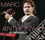 Marc Anthony - Live From New York City cd musicale di MARC ANTHONY