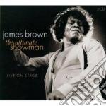 THE ULTIMATE SHOWMAN  (BOX 3 CD) cd musicale di JAMES BROWN