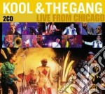LIVE FROM CHICAGO cd musicale di KOOL & THE GANG