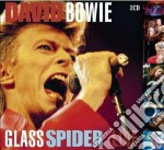 GLASS SPIDER (LIVE) cd musicale di DAVID BOWIE