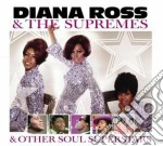 Diana Ross & The Supremes - Soul Superstars cd musicale di DIANA ROSS & THE SUPREMES
