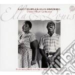 Ella Fitzgerald & Louis Armstrong - Ella & Louis cd musicale di ELLA FITZGERALD&LOUIS ARMSTRONG