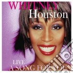 Whitney Houston - Live A Song For You cd musicale di HOUSTON WHITNEY