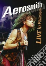 Aerosmith - Live In Philadelphia cd musicale di AEROSMITH