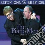 THE PIANO MEN LIVE TOKYO 1998 cd musicale di JOHN ELTON/JOEL BILLY