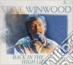 BACK IN THE HIGH LIFE LIVE cd musicale di WINWOOD STEVE