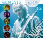 Live in poland cd musicale di Genesis
