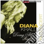 Diana Krall - Doing All Right cd musicale di Diana Krall