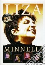 Liza Minnelli - Live In New Orleans cd musicale di LIZA MINNELLI