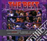 Supergroup Feat. Keith Emerson/Joe Walsh - The Best Live In Japan cd musicale di Fet.keith Supergroup