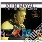 John Mayall & Bluesbreakers - Live In Germany 1988 cd musicale di John mayall & bluesb
