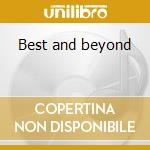 Best and beyond cd musicale di Gino Vannelli