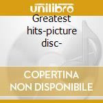Greatest hits-picture disc- cd musicale di Steve Harley