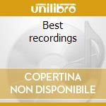 Best recordings cd musicale