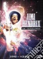 JIMI HENDRIX - AN EXPERIENCE (CD + 2 DVD) cd musicale di JIMI HENDRIX
