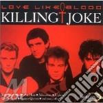 Love like blood cd musicale di Joke Killing