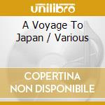 A voyage to japan cd musicale