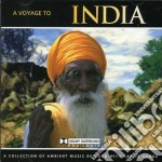 A VOYAGE TO INDIA cd musicale di ARTISTI VARI