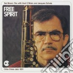 Ted Brown Trio - Free Spirit cd musicale