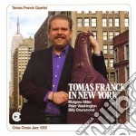 Tomas Franck Quartet - In New York cd musicale