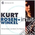 Kurt Rosenwinkel Quartet - Intuit cd musicale di ROSENWINKEL KURT