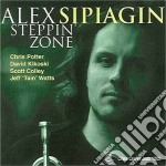 Alex Sipiagin - Steppin' Zone cd musicale di SIPIAGIN ALEX