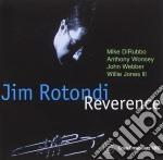 Jim Rotondi Quintet - Reverence cd musicale di JIM ROTONDI QUINTET